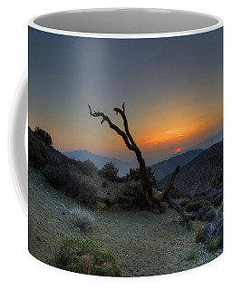 Keys View Sunset Coffee Mug
