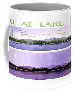 Kezar Lake View Coffee Mug