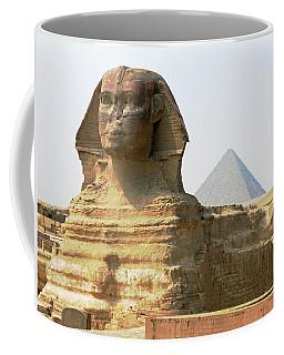 Khafra's Guardian Coffee Mug