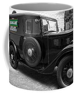 Kilbeggan Distillery's Old Car Coffee Mug
