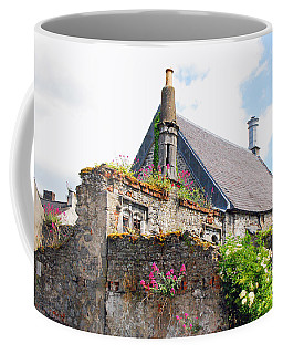 Coffee Mug featuring the photograph Kilkenny House by Mary Carol Story