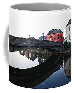 Coffee Mug featuring the photograph Kilkenny by Mary Carol Story