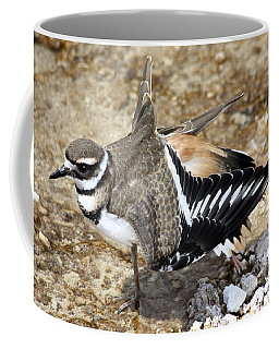 Killdeer Fakeout Coffee Mug