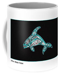 Killer Whale Totem Coffee Mug