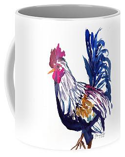 Kilohana Rooster Coffee Mug by Marionette Taboniar