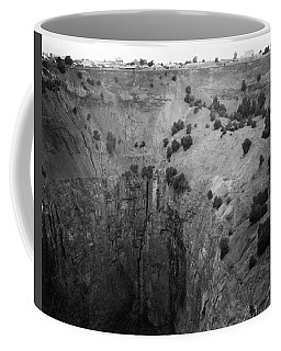 Kimberley crater Of Fortune Coffee Mug