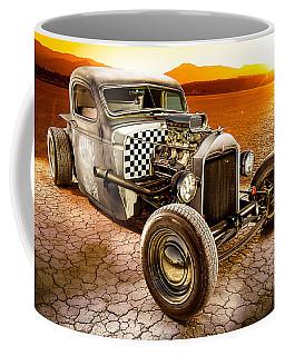 Millers Chop Shop 1946 Chevy Truck Coffee Mug