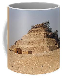 King Djoser The Great Of Saqqara Coffee Mug