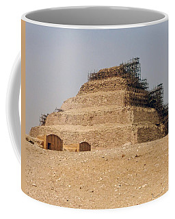King Djoser The Great Of Saqqara Coffee Mug