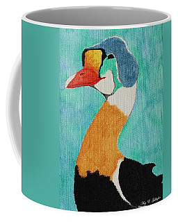 King Eider Coffee Mug