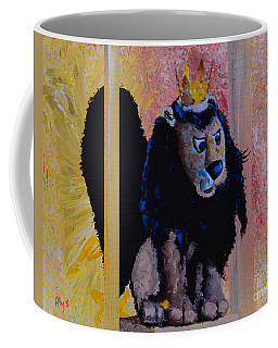 King Moonracer Coffee Mug by Alys Caviness-Gober