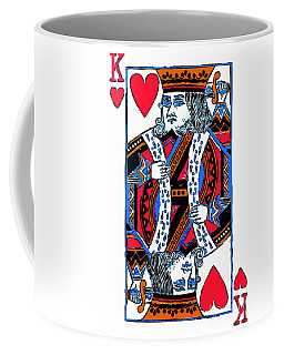 King Of Hearts 20140301 Coffee Mug