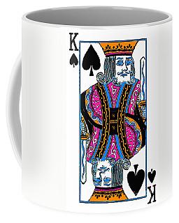 King Of Spades - V3 Coffee Mug