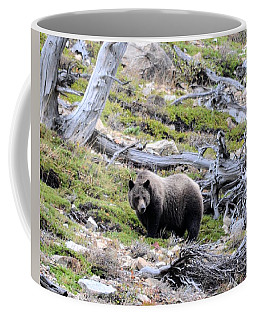 King Of The Mountain Coffee Mug