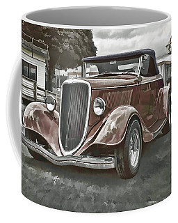 King Of The Road II Coffee Mug