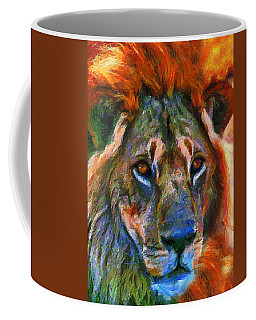 King Of The Wilderness Coffee Mug
