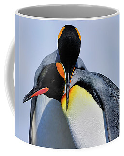 King Penguins Bonding Coffee Mug