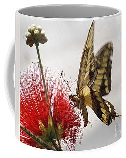 King Swallowtail Butterfly Coffee Mug