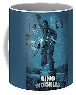 King Wookiee Coffee Mug