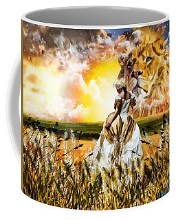 Kingdom Gold Coffee Mug
