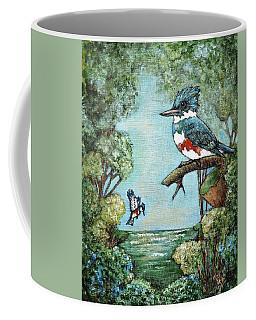 Kingfishers Cove Coffee Mug