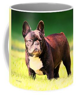 King's Frenchie - French Bulldog Coffee Mug