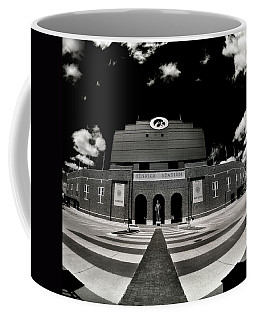 Kinnick Stadium Coffee Mug