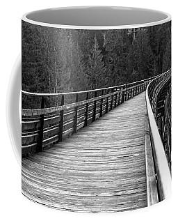Kinsol Trestle Boardwalk  Coffee Mug
