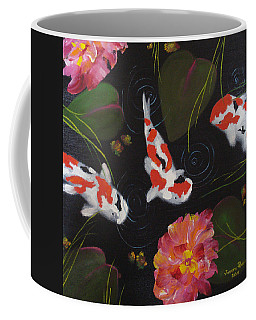 Kippycash Koi Coffee Mug
