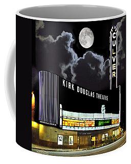 Kirk Douglas Theatre Coffee Mug