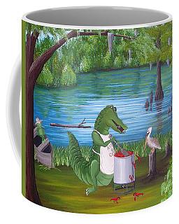 Kiss Da Cook Coffee Mug