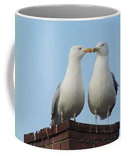 Kiss Me You Fool Coffee Mug
