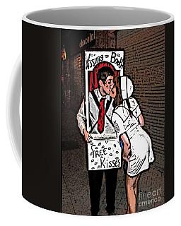 Kissing Coffee Mug
