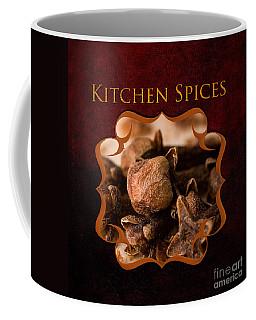 Kitchen Spices Coffee Mug