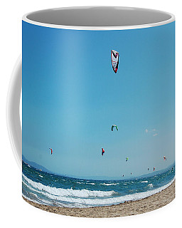 Kitesurf Lovers Coffee Mug