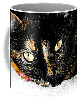 Kitty Face Coffee Mug