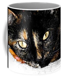 Kitty Face Coffee Mug