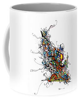 Kneeling Angel Coffee Mug