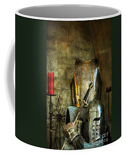 Knight - A Warriors Tribute  Coffee Mug