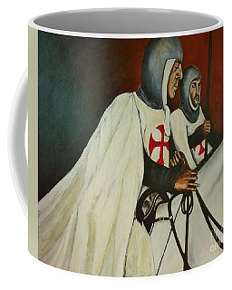 Knights Of Tomar Coffee Mug