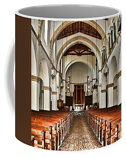 Knowles Memorial Chapel Rollins College 2 By Diana Sainz Coffee Mug