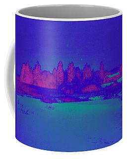 Knuutila Infrared Coffee Mug by Jouko Lehto