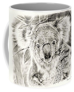 Koala Garage Girl Coffee Mug