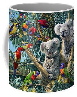 Koala Outback Coffee Mug