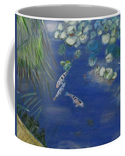Koi At Red Butte Gardens Coffee Mug