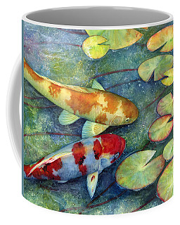 Koi Garden Coffee Mug