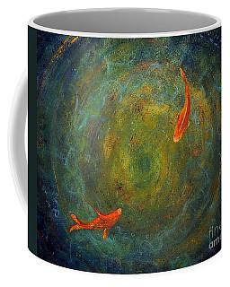 Koi Whirlpool Coffee Mug
