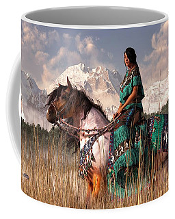 Kokopelmana Coffee Mug