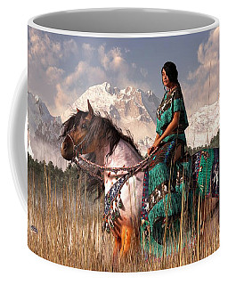 Kokopelmana Coffee Mug