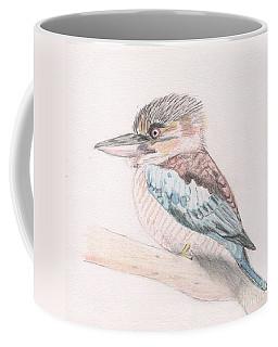 Kookaburra Cuteness Coffee Mug